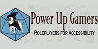 Power Up Games: Roleplayers for Accessibility
